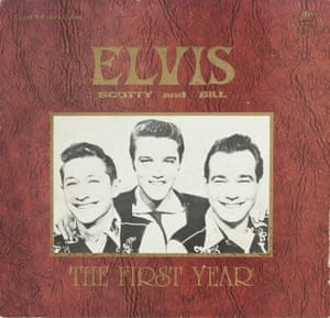 Elvis, Scotty and Bill: The First Year
