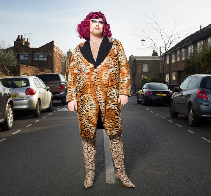 Crystal Rasmussen: diary of a drag queen | Global | The Guardian