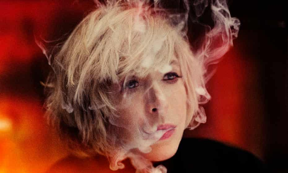 'Much smarter and rather less biddable than you suspect Andrew Loog Oldham anticipated' ... Marianne Faithfull.
