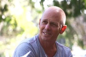 Australian journalist David Leser