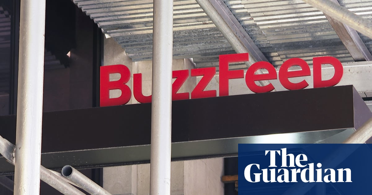 BuzzFeed valued at $1.5bn in deal to go public via special-purpose merger