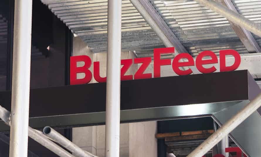 BuzzFeed will join a number of companies that have followed the Spac path, which does not require the participation of an underwriting financial institution or attract the same level of oversight as a traditional IPO.