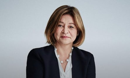 Michelle Guthrie, the ABC managing director,