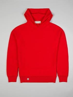 World-saving hoodie Sustainable fashion brand Sheep Inc have launched their first carbon-negative hoodie, naturally removing more carbon dioxide from the atmosphere than its manufacturing puts out, creating a carbon-negative footprint. Hoodie, £140, sheepinc.com