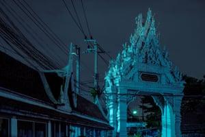 Wat Khlong Toei Temple, Bangkok