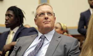 Bruce Sewell, Apple general counsel, at the hearing