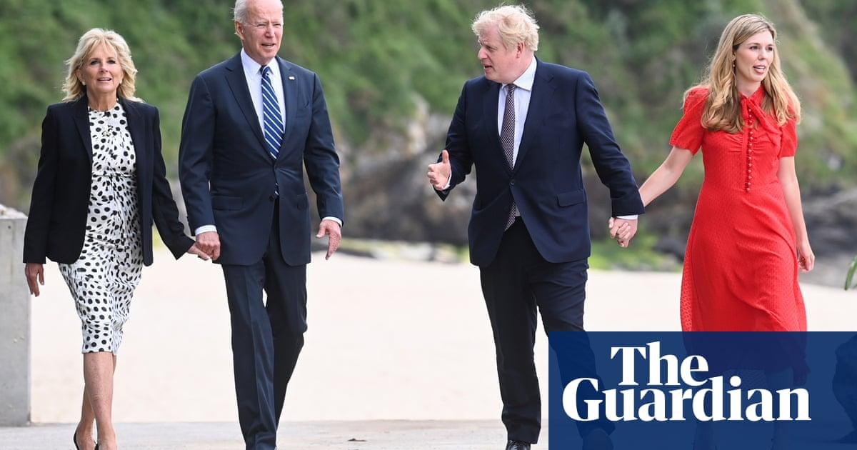 Brexit rains on Boris Johnson's G7 parade