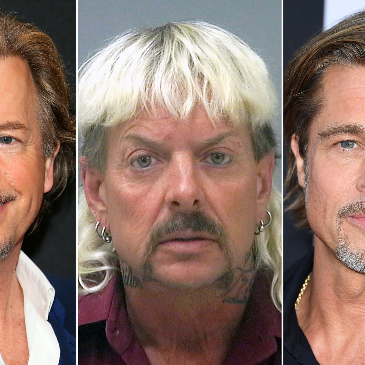 Tiger King S Joe Exotic Suggests Brad Pitt Or David Spade Should Play Him On Screen Film The Guardian Jeff lowe, who now owns greater wynnewood exotic animal park in wynnewood, oklahoma with his wife lauren, claims netflix only showed one percent of joe's crimes and shady business deals in the. tiger king s joe exotic suggests brad