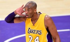 Kobe Bryant left the NBA as the league's third highest scorer.