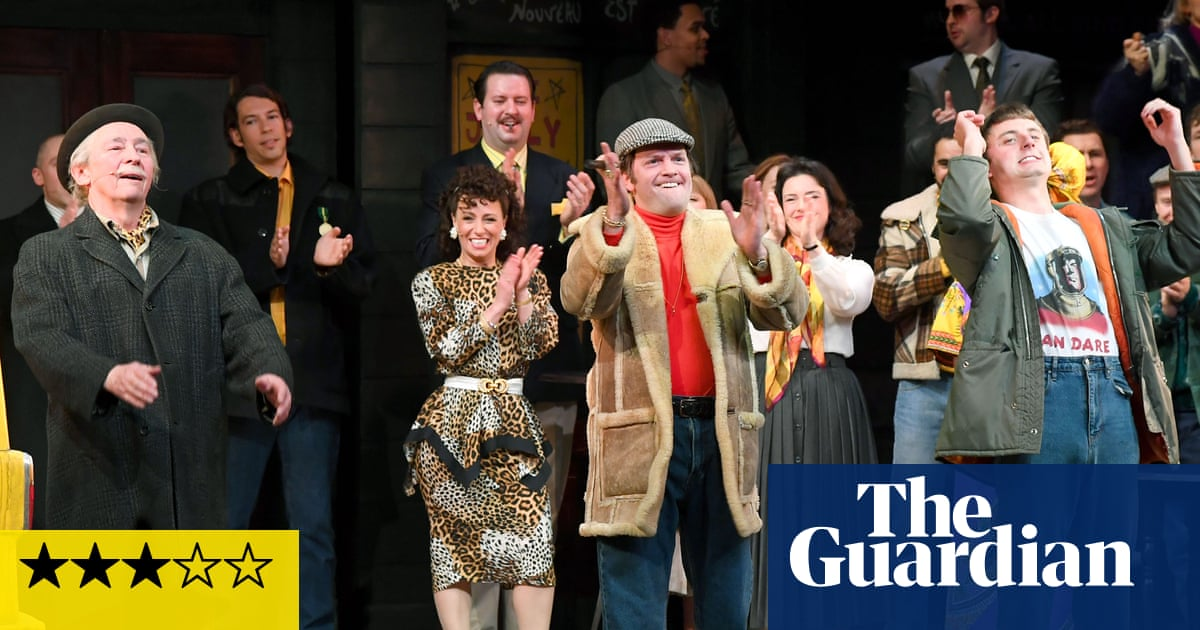 Only Fools and Horses: The Musical review – vintage gags