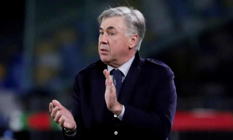 Carlo Ancelotti has agreed to return to the Premier League as Everton's manager.