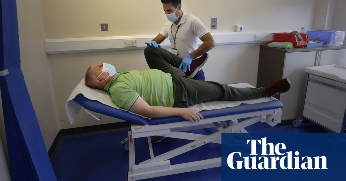 UK trial aims to find hidden lung damage caused by long Covid