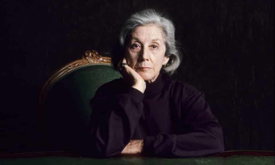 Nadine Gordimer, in 1993.