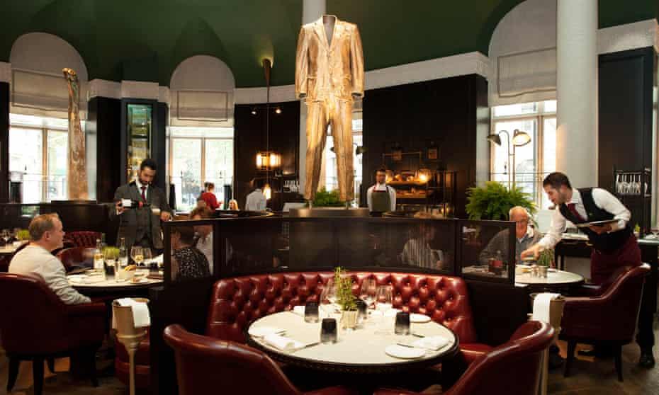 Kerridge's Bar & Grill