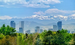In Denver, Colorado, researchers found a 12 to 13F temperature difference between formerly 'redlined' and non-redlined neighbourhoods.