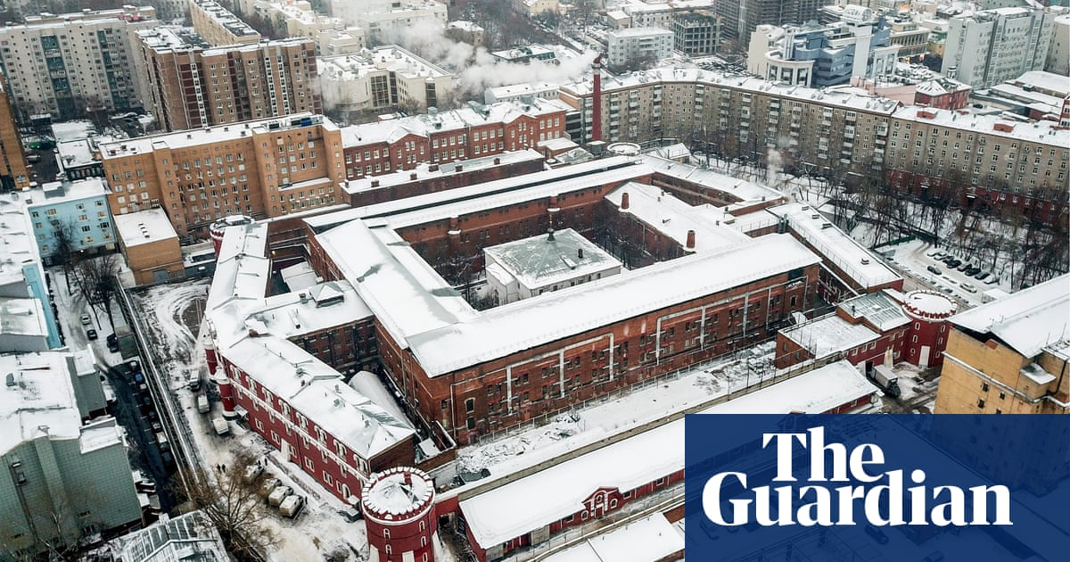 Notorious Moscow prison, once home to Solzhenitsyn, to close