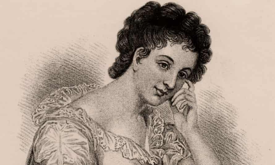 Maria Edgeworth, circa 1754.