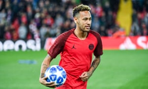 Neymar is the world's most expensive footballer, signed by PSG from Barcelona for €222m in 2017.