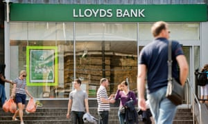 The government was left with a 43% stake in the Lloyds Banking Group after bailing it out in 2008.