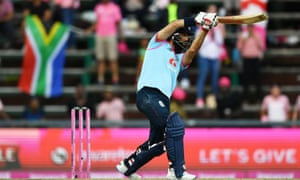 Moeen Ali guided England to victory after wickets tumbled.