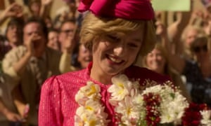 The Crown: Australia Ep - Diana
