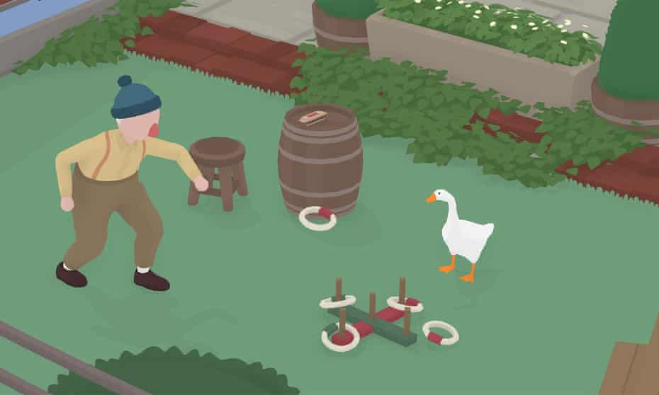 Untitled Goose Game.