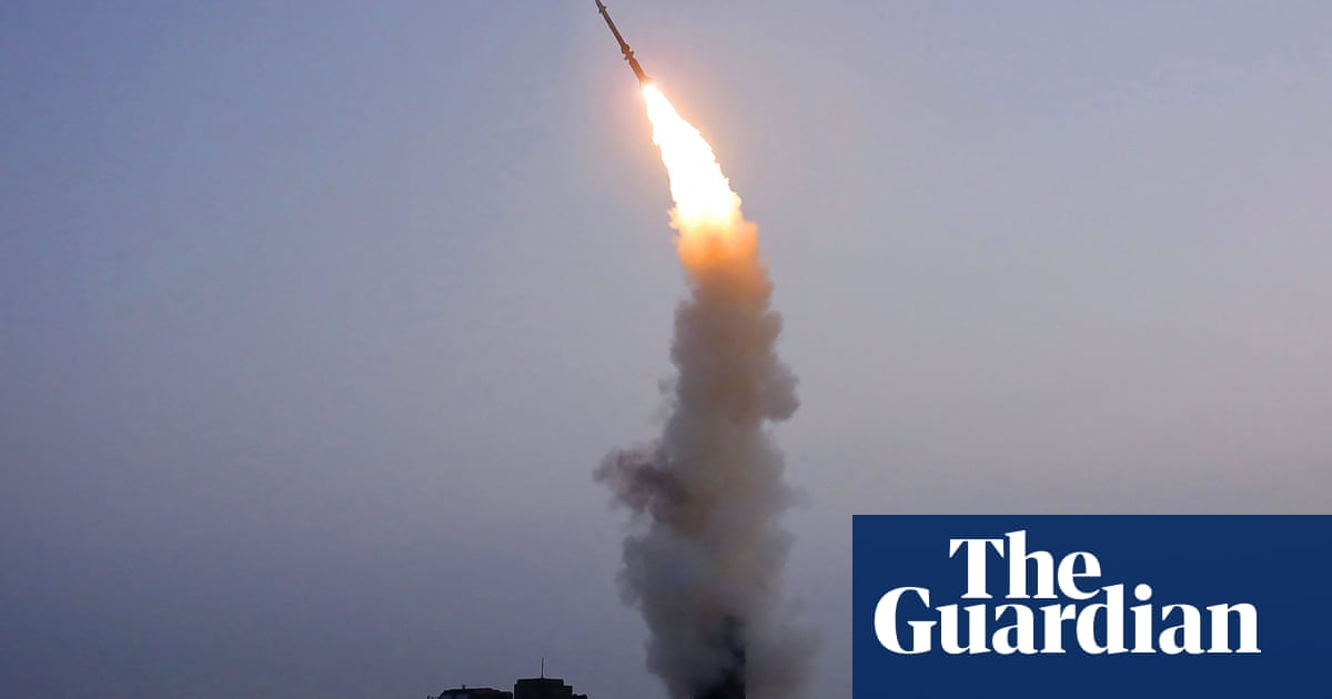 North Korea accuses UN security council of double standards over missile tests