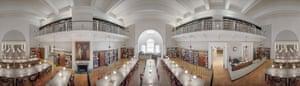 Historical Society of Pennsylvannia Library, Philadelphia, 2011