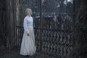 Nicole Kidman in The Beguiled.