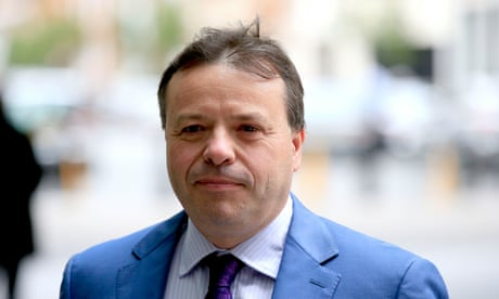 MP calls for inquiry into Arron Banks and 'dark money' in EU referendum