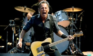 Bruce Springsteen agreed to allow his songs to be used on the soundtrack of Blinded by the Light after meeting writer Sarfraz Manzoor and director Gurinder Chadha.