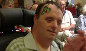 Marie Edwards' late brother Michael Ashford, 56, who had Down syndrome and early-onset dementia, was cared for at Bupa Echuca in regional Victoria. She's upset staff didn't tell her he had developed scabies on his back despite the fact she visited every day.