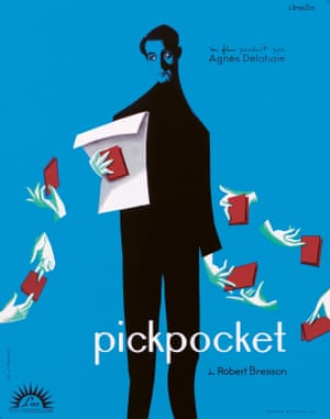 Pickpocket (1959) by Christian Broutin