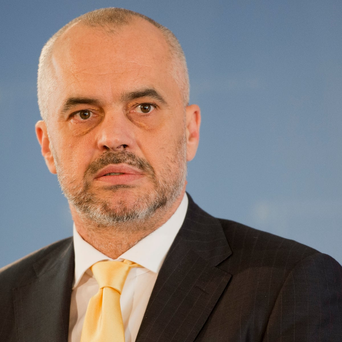 Edi Rama, Albania's unconventional PM who wants to escape the 'curse of  history' | Albania | The Guardian