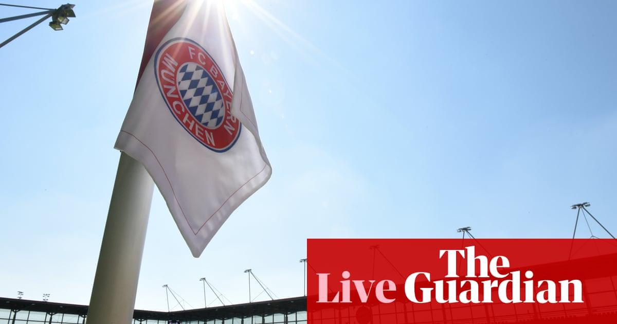 Bayern Munich v Chelsea: Women's Champions League semi final, first leg!
