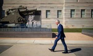 Under the seven-year directorship of Brendan Nelson, the Australian War Memorial has controversially begun to mount exhibitions about Australia's involvement in current conflicts and also accepted of donations from weapons companies.