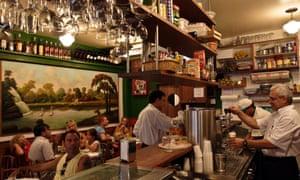 Jobi bar and restaurant, RIO DE JANEIRO, BRAZIL