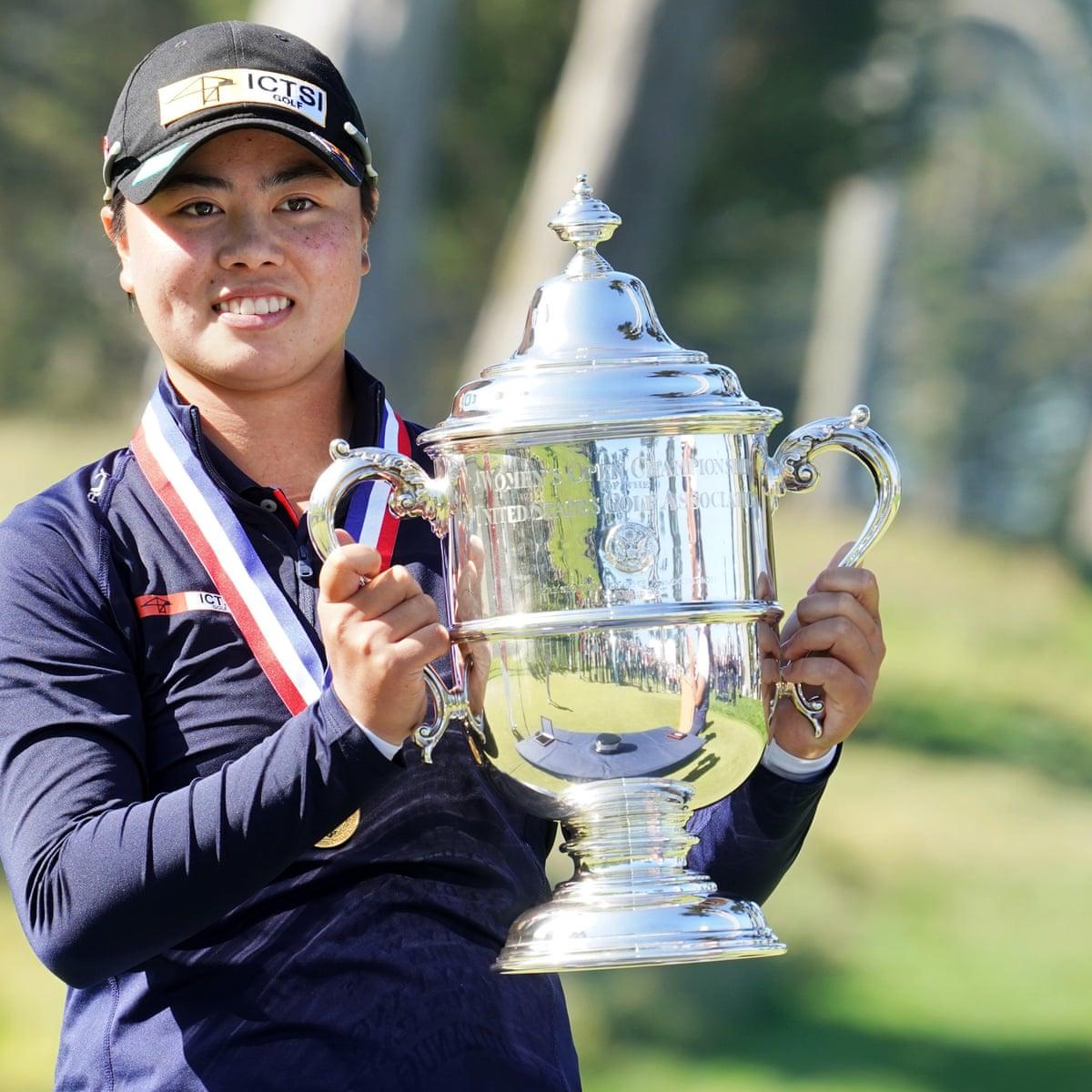 Yuka Saso Wins 2021 Us Women S Open As It Happened Sport The Guardian