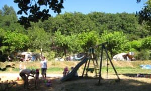 la Chatonniere, France. Cool Camping, France.