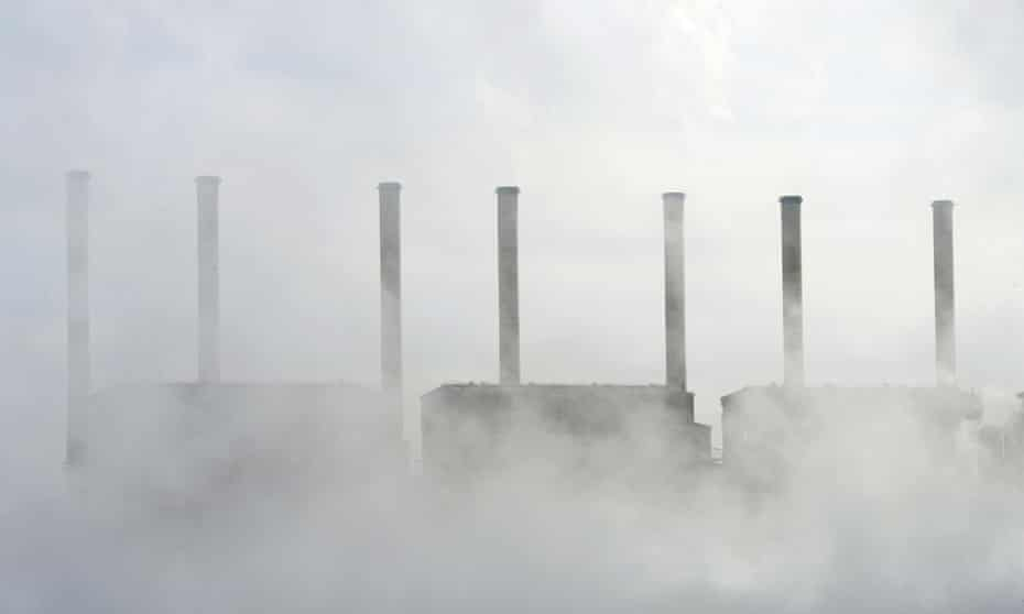 Hazelwood coal-fired power station