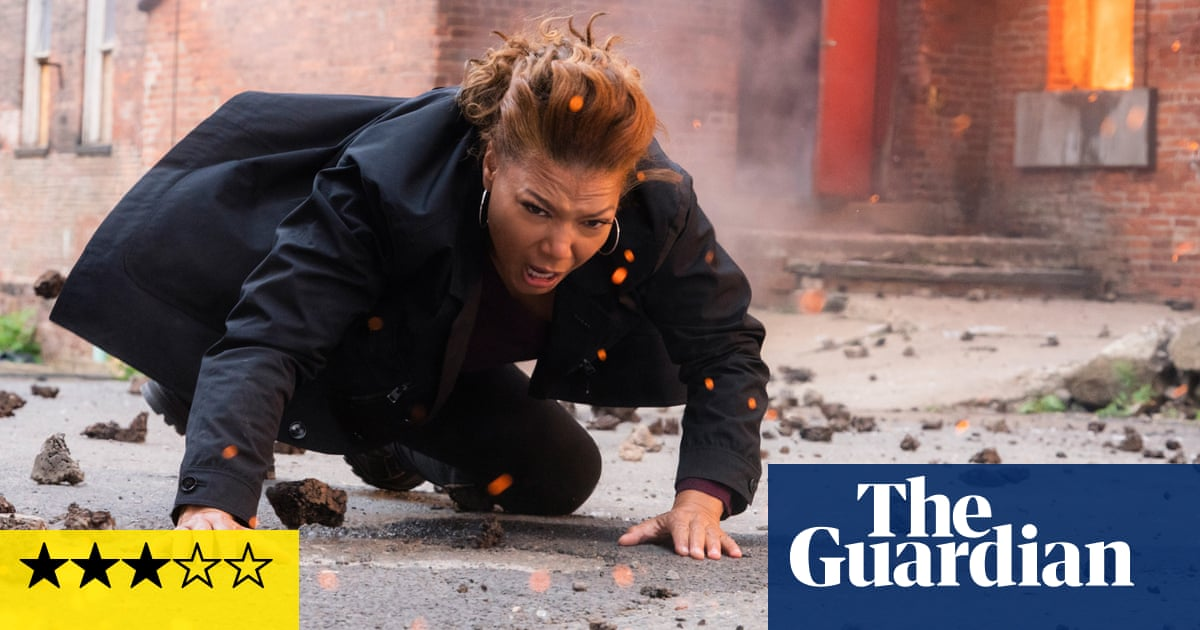 The Equalizer review – farcical fun with Queen Latifah's avenging angel