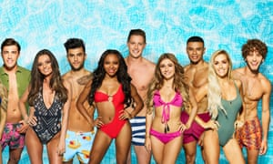 Some of the contestants on Love Island