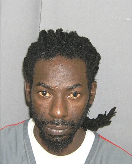 Banton's mugshot after being arrested for conspiracy to deal cocaine.