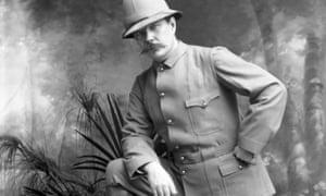 Sir Arthur Conan Doyle, creator of Holmes.