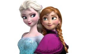The hit animation Frozen, co-directed by Jennifer Lee, is one of the films to get an F-rating on IMDb.