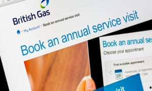 When a British Gas service plan was switched to Saga … the saga began.