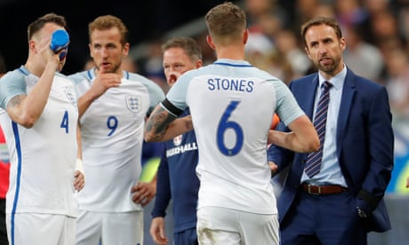 Gareth Southgate: 'There is no magic wand for England, that's the reality'