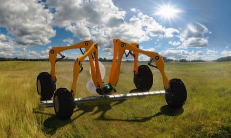 Virtual fences, robot workers, stacked crops: farming in 2040