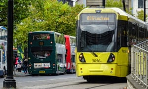 Deregulated public transport in Greater Manchester means routes, fares and timetables are informed by commercial interests and lack coordination.