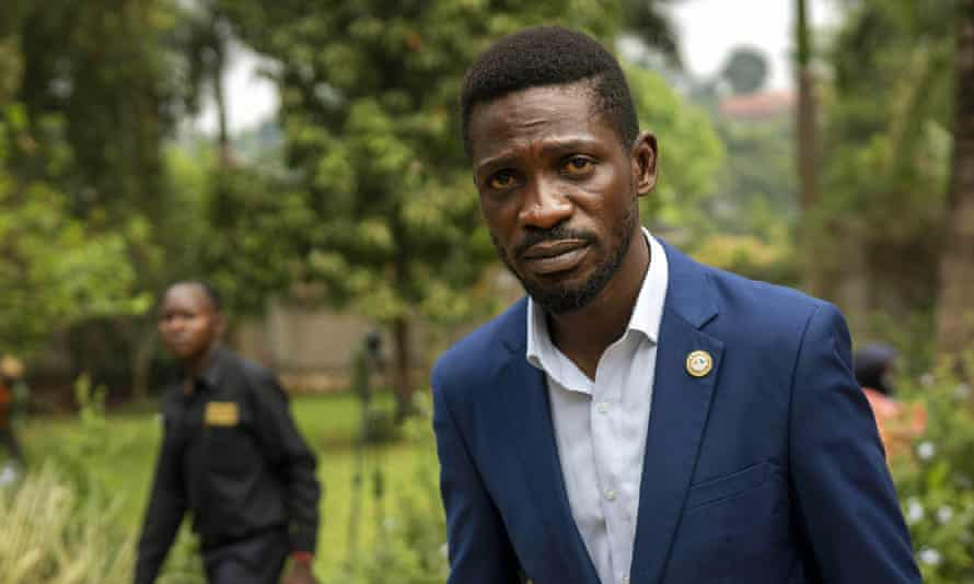 Bobi Wine has said he can prove the military was stuffing ballot boxes, casting ballots for people and chasing voters away from polling stations.